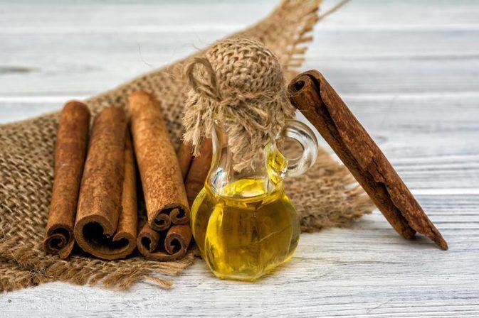 Cinnamon Carrier Oil